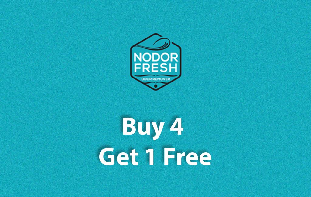 Nordfresh Offer, Buy 4 Get 1 Free